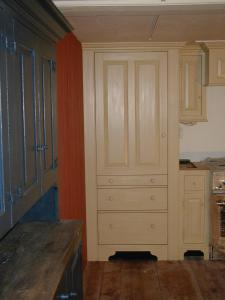 Period eighteenth century cabinetry……...