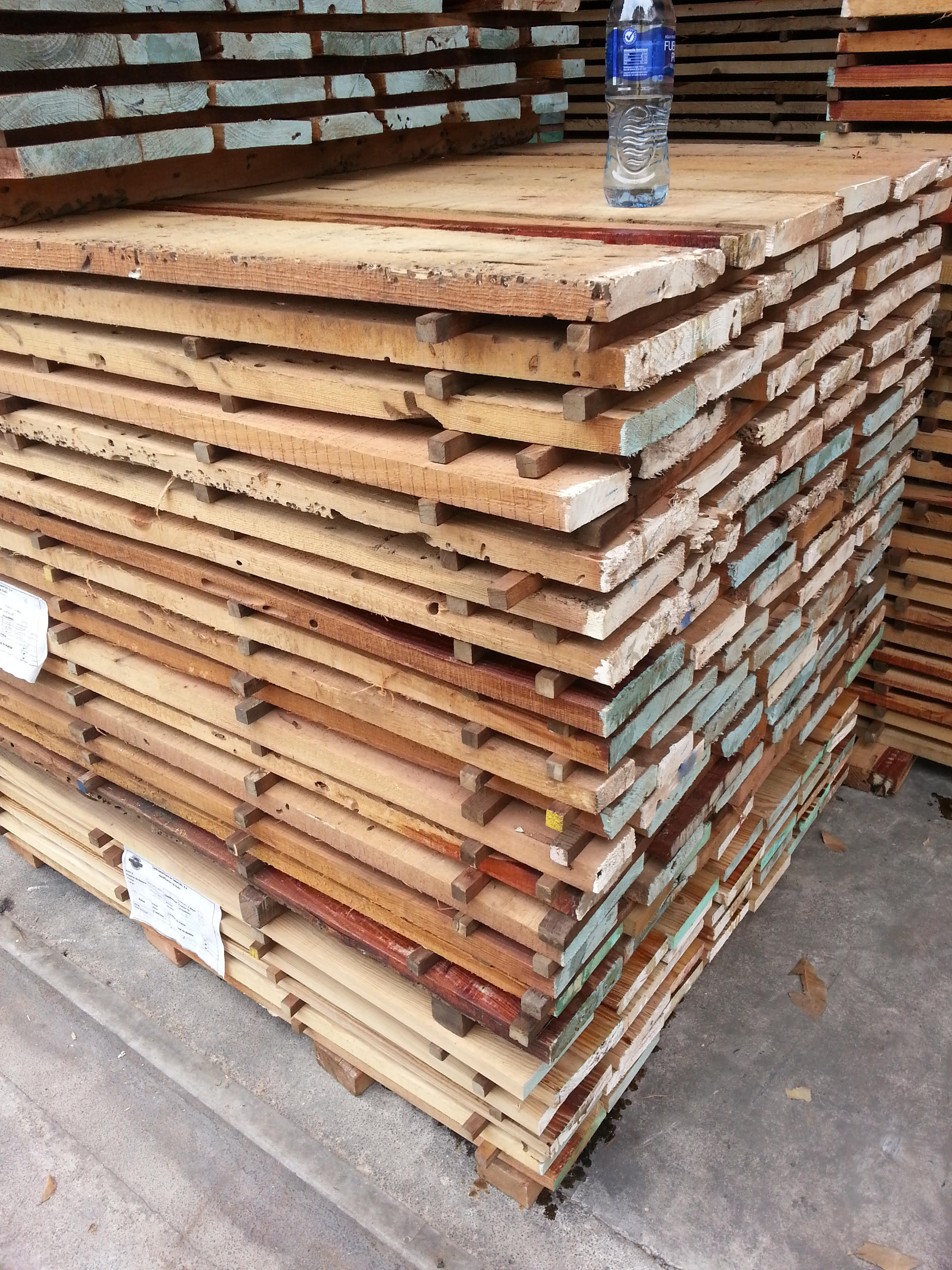 Salvaged Lumber Sole Legitimate Source Of Quality Lumber